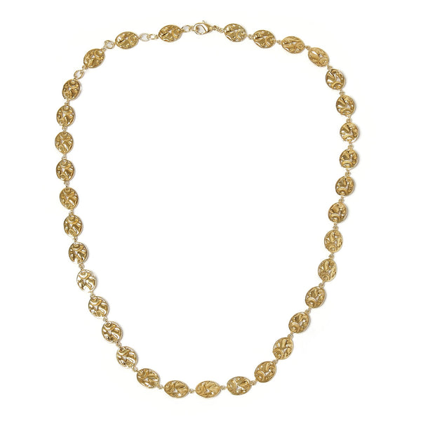 Matteo Gold Necklace
