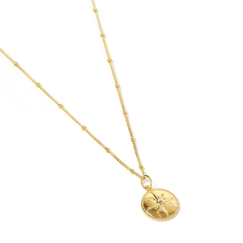 New Direction Gold Necklace