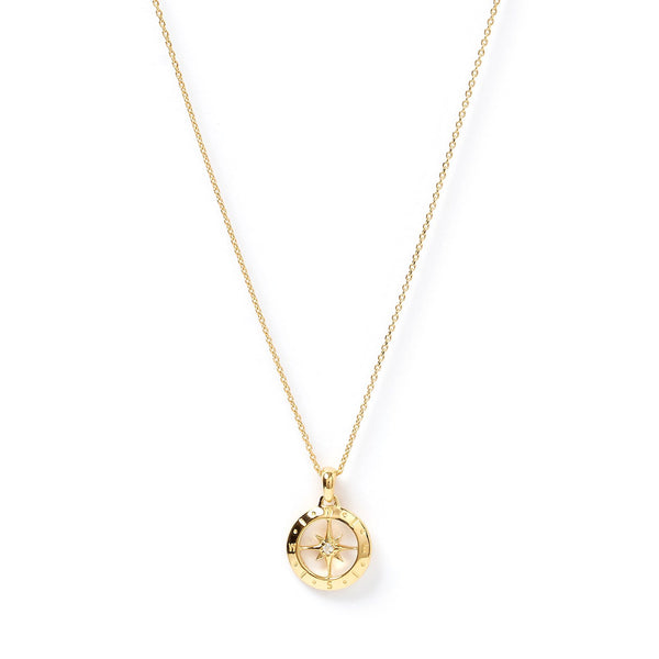 North Gold Necklace
