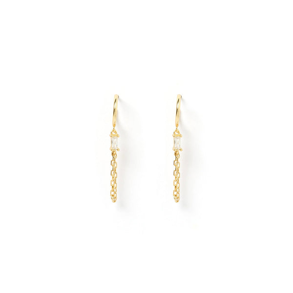 Bettie Gold Earrings