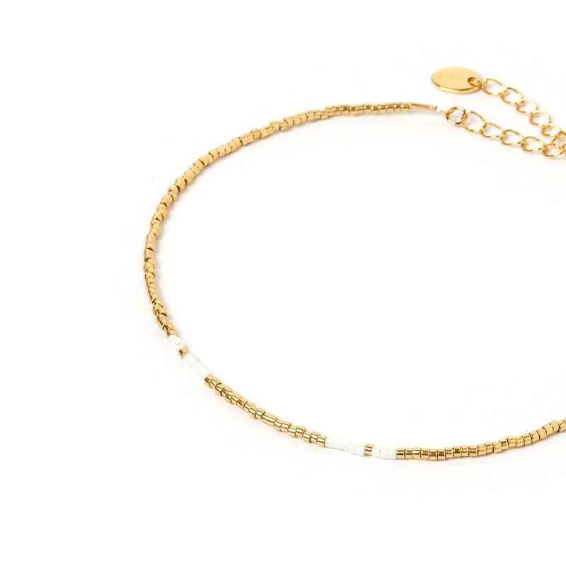Rocket Gold Anklet