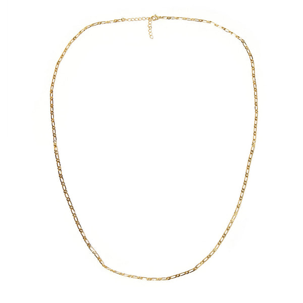Salvador Gold Stacking Chain - Short
