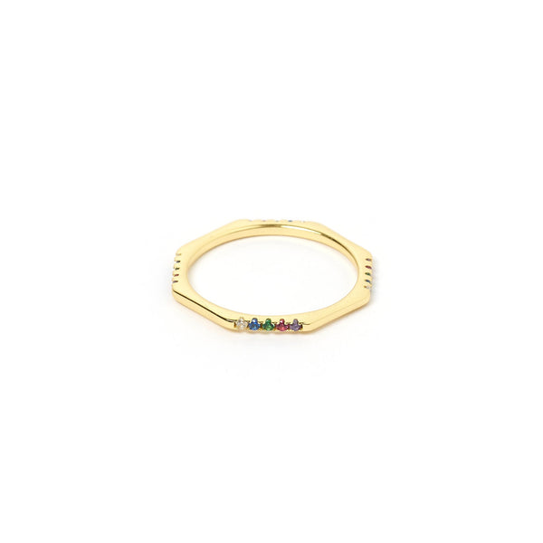 Sansa Stacking Ring - Multi