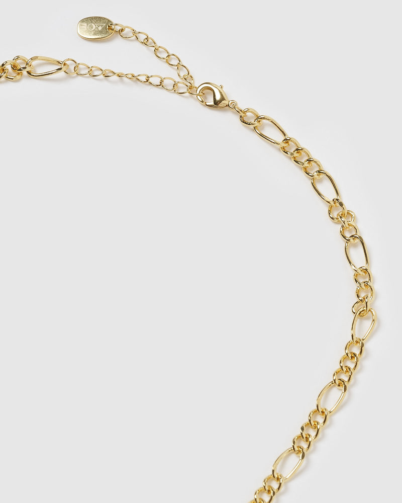 Isla Gold Stacking Chain Necklace