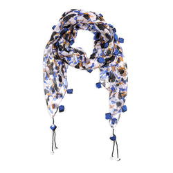 Monet Silk Scarf