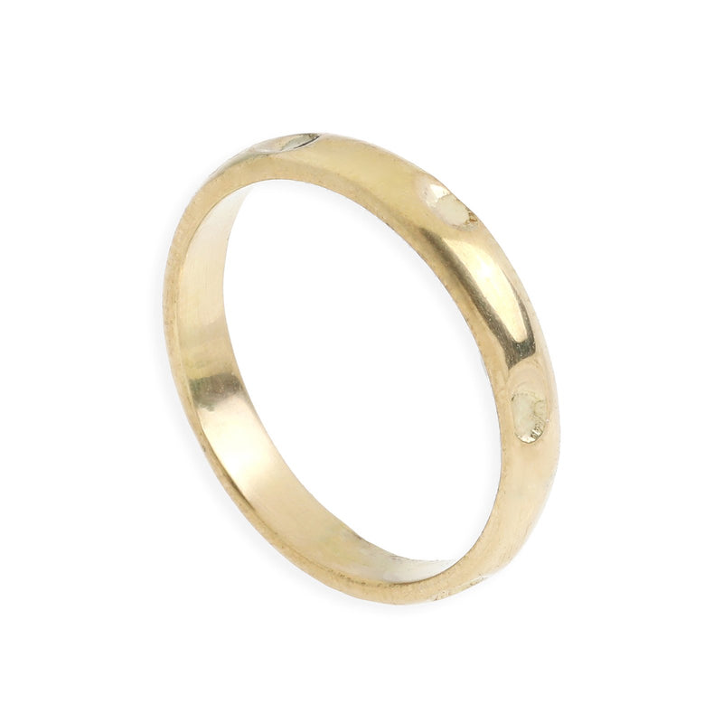 Gizelle Gold Ring