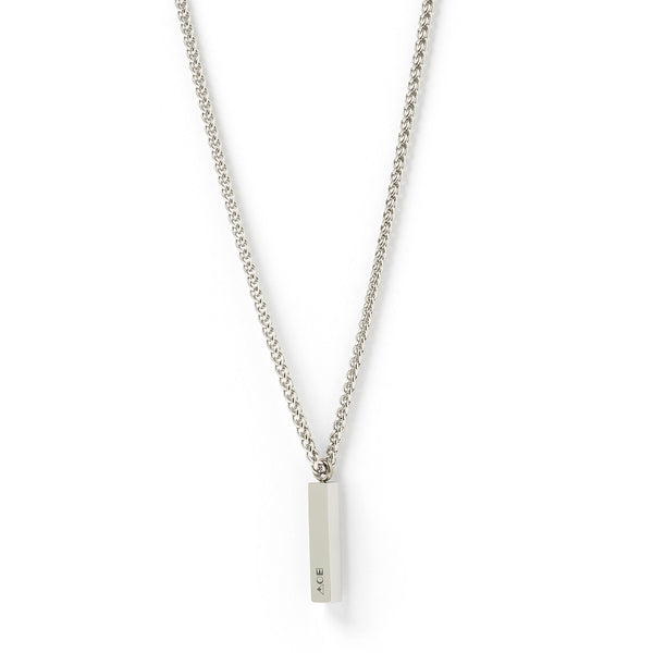 Aiden Men's Silver Necklace