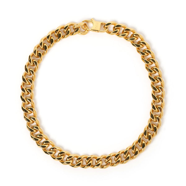 Donatella Gold Necklace