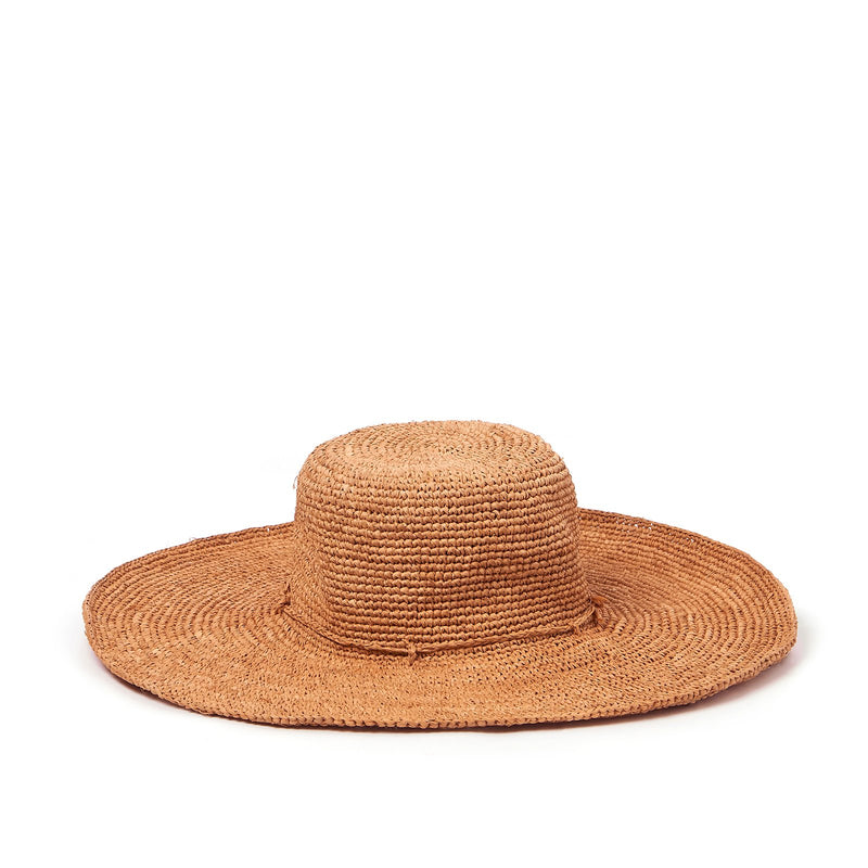 Mahli Sun Hat - Natural