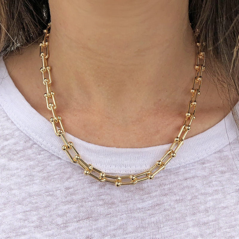 Kane Gold Necklace