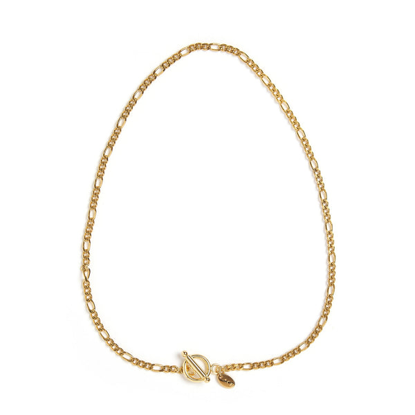 Miller Gold Necklace
