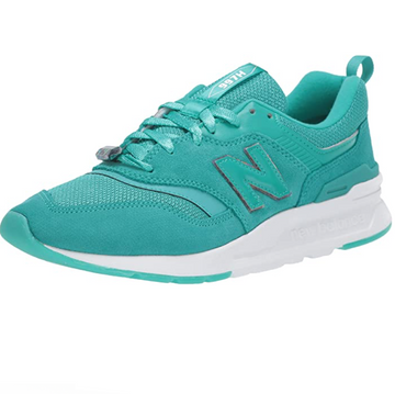 New Balance - Women's CW997H Trainers - Aqua Green