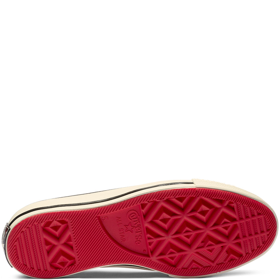 Converse 70 Cherry red Egret - Patent leather-low top