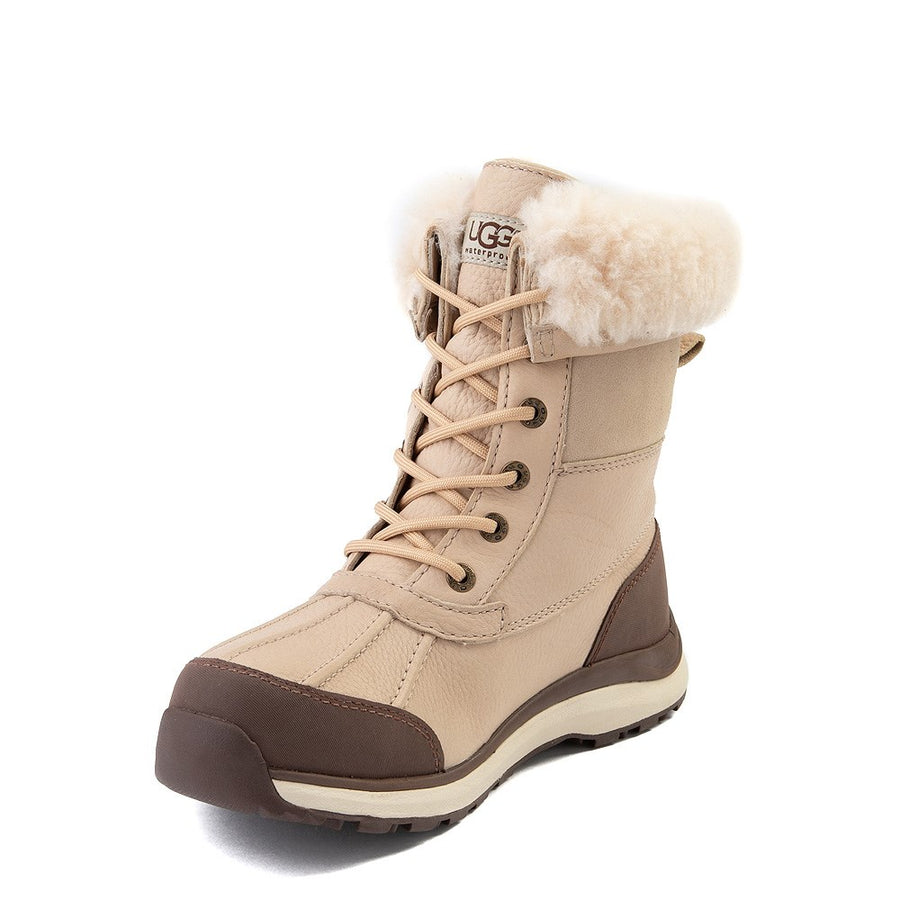 UGG - Adirondack Leather Lined Boot - Sand Beige