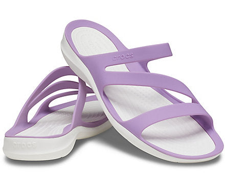 Crocs - Swiftwater Sandals - Orchid