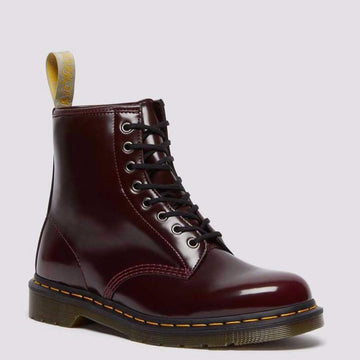 Dr Marten - Vegan 1460 Rub Off - Cherry Red