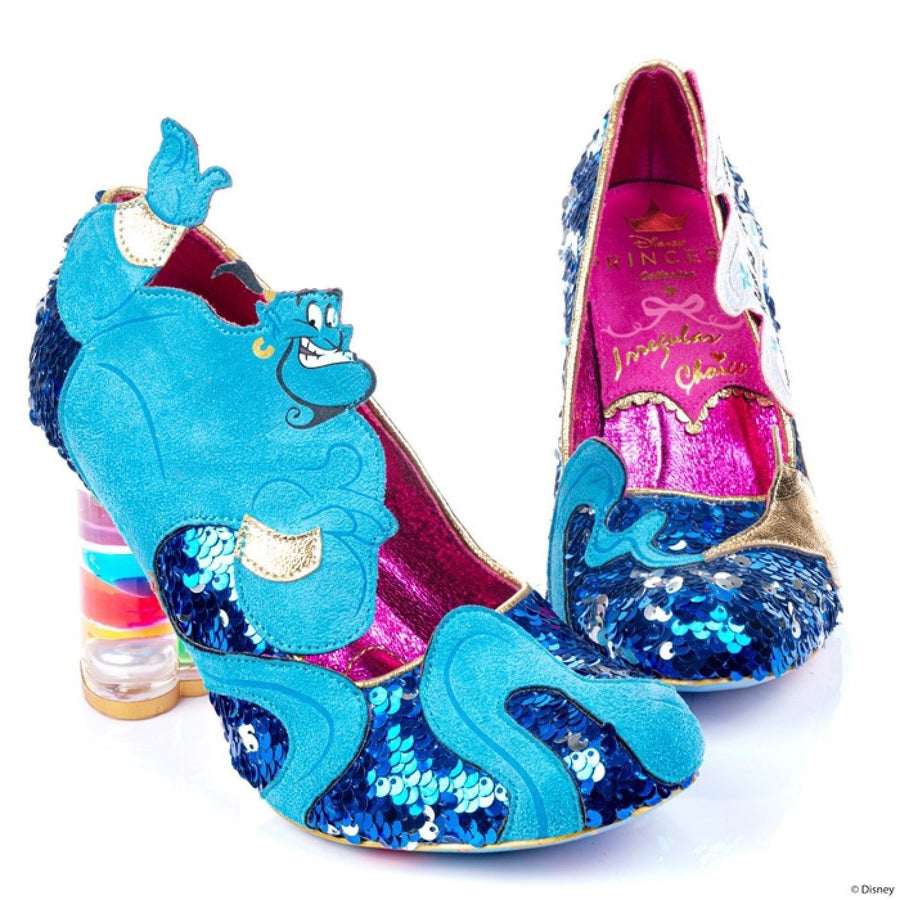 Irregular Choice - You Rubbed?