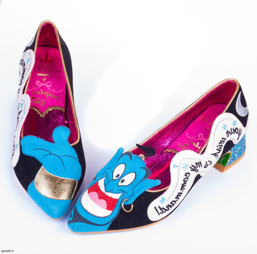 Irregular Choice - At Your Service
