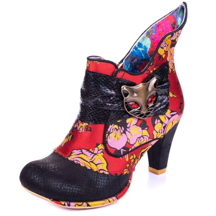 Irregular Choice - Miaow - Red