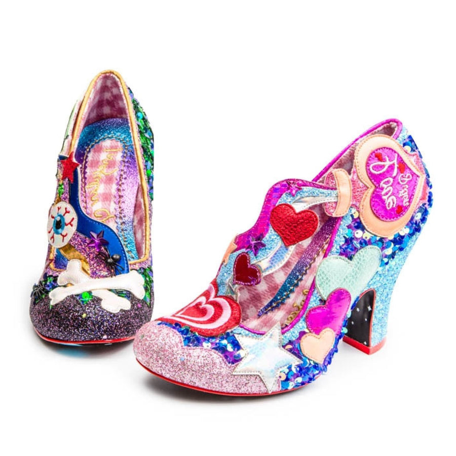 Irregular Choice - Halloween Collection - Do You Voodoo