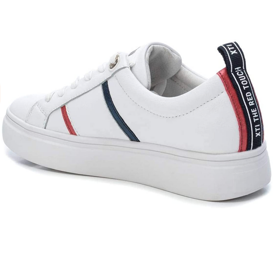 XTI - 44067 - Low Top Sneaker - White