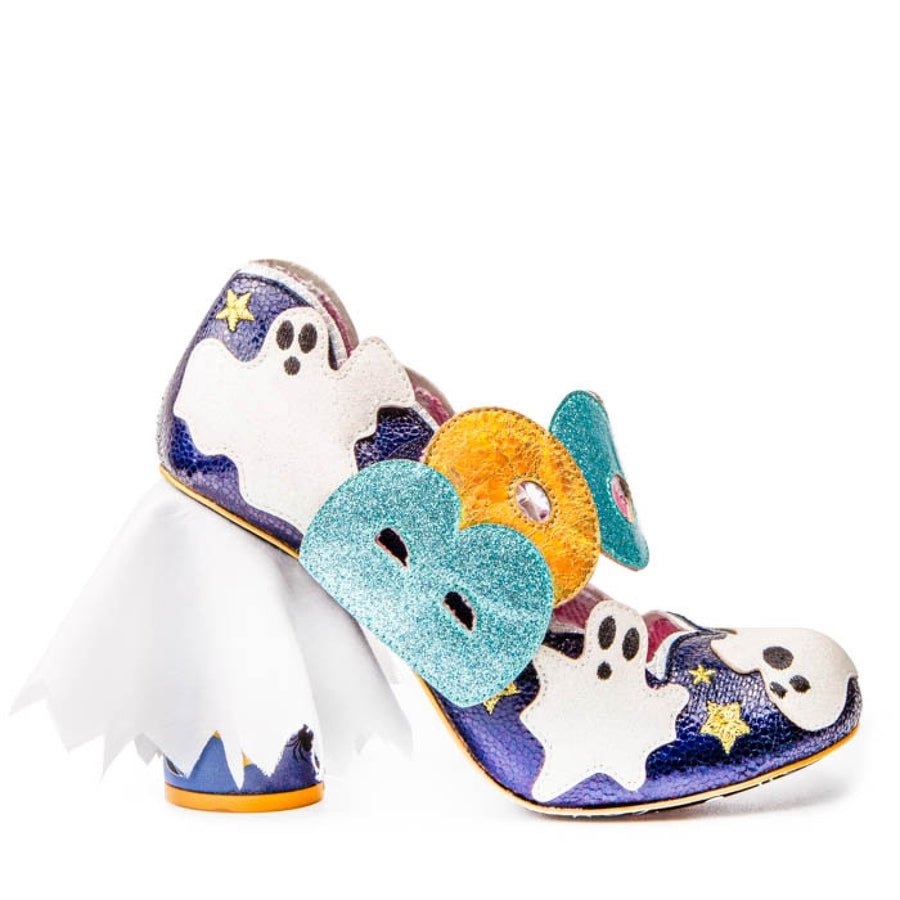 Irregular Choice - Halloween Collection - Ectoplasmic