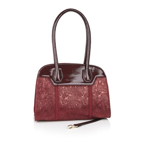 Ruby-Shoo-Montpellier-Russet-Bag