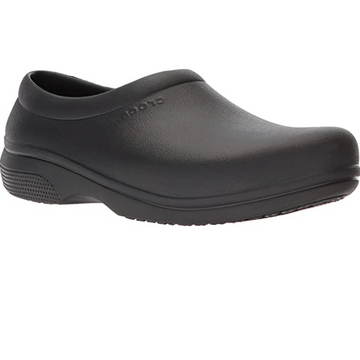 Crocs - Work Wear - On the Clock Clog - Black
