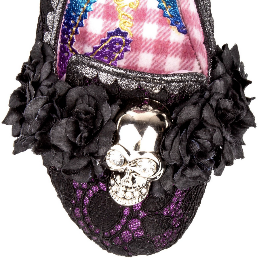 Irregular Choice - Halloween Collection - Dark Daydream