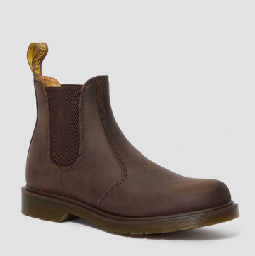 Dr Martens - 2976 Leather Chelsea Boot - Gaucho Crazy Horse