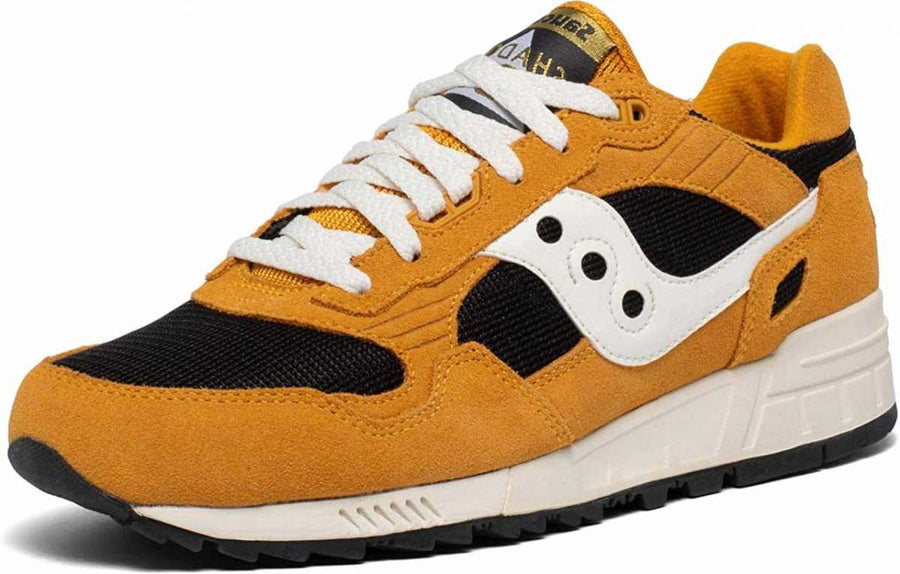 Saucony - Mens Trainers - Shadow 5000 - Autumn Blaze / Limo