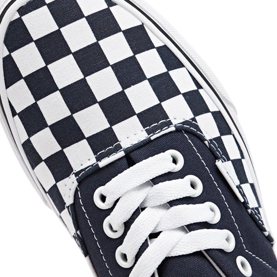 Vans-Era-Checkerboard-blue-slip-on