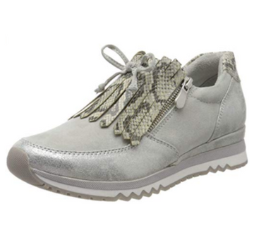 MARCO TOZZI - 2-24702-34-221-GREY COMB- TRAINERS