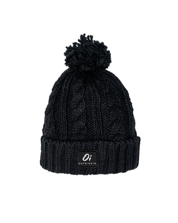 Outside In - Black - Pom Pom