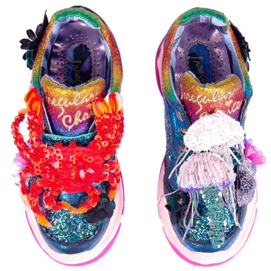 Irregular Choice - That's It - Blue