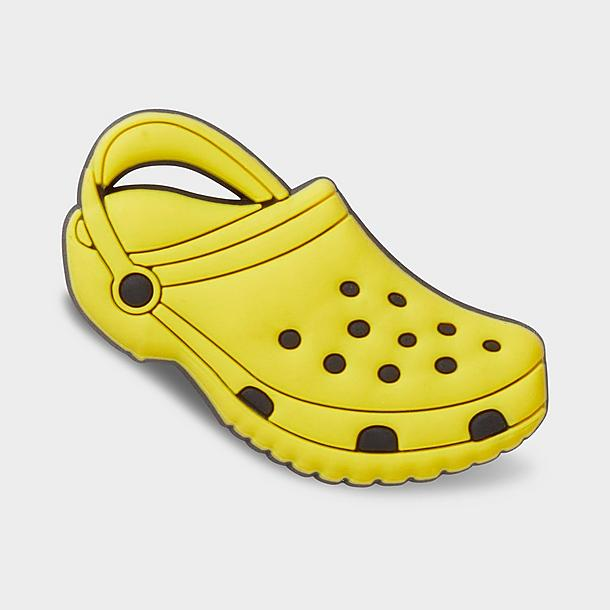 Crocs Jibbitz Yellow Crocs Charm