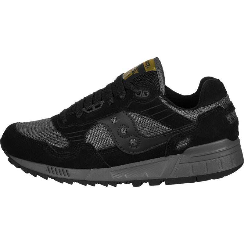 Saucony - Mens Trainers - Shadow 5000 - Limo / Black