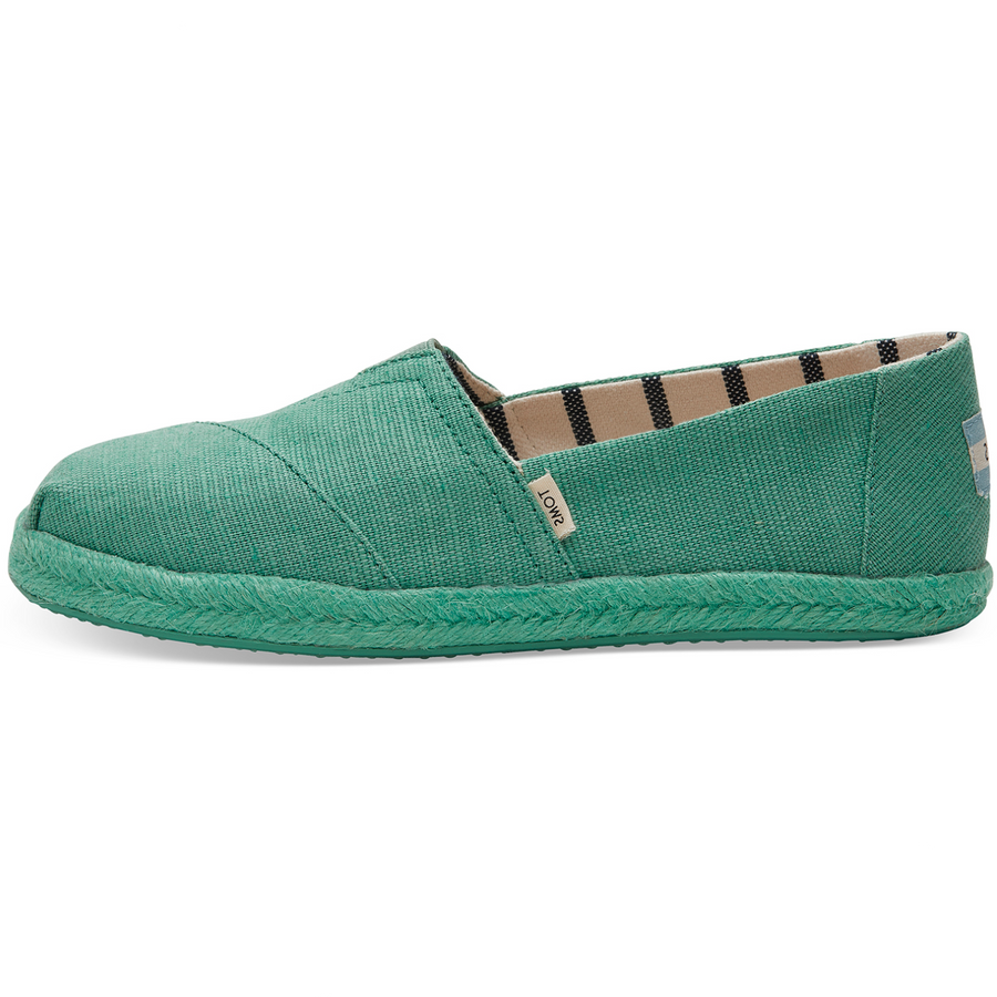 Toms-Women's-Heritage-Green-Rope-Espadrille