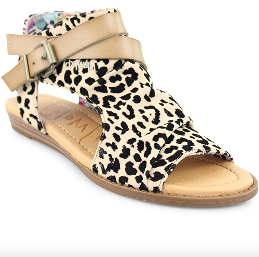 Blowfish - Balla Heeled Sandal - Leopard