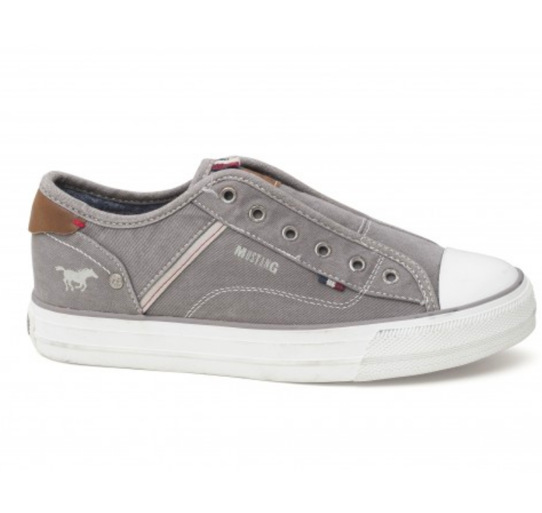 Mustang - Low Top Sneaker - Grey