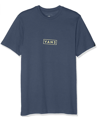 Vans - Easy Box T-Shirt - Dress Blue