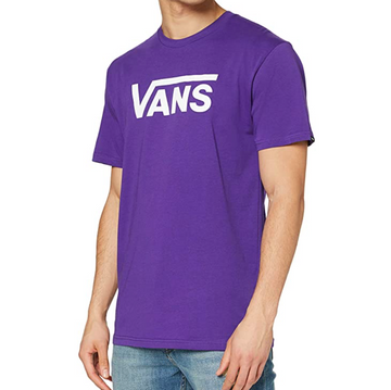 Vans Mens - Classic T Shirt - Purple