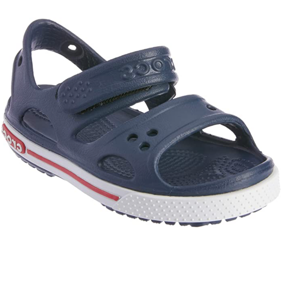 Crocs - Kids Crocband ii Sandal Open Toe - Navy / Red