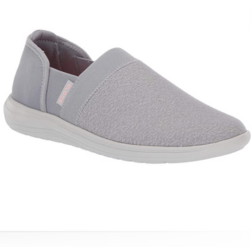 Crocs - Women's Reviva Slip On Sneaker - Grey