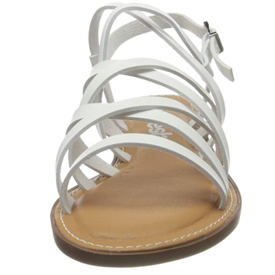 Refresh - 72231 -White Gladiator Sandal