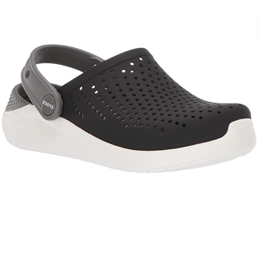 Crocs - Kids Literide Clog - Black / White