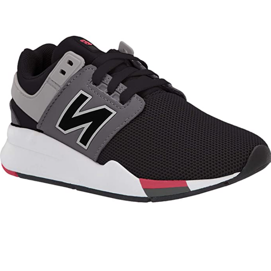 New Balance - 247v2 Trainers - Black / Red / Grey