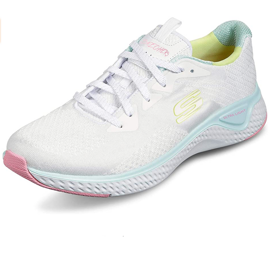 Skechers - Solar Fuse - Brisk Escape - White / Multi