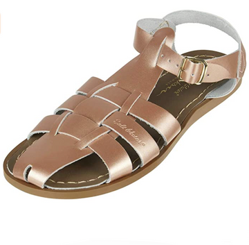 Salt Water Sandal - Shark Original Rose Gold