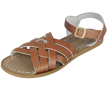 Salt Water Sandals - Retro Sandal - Tan